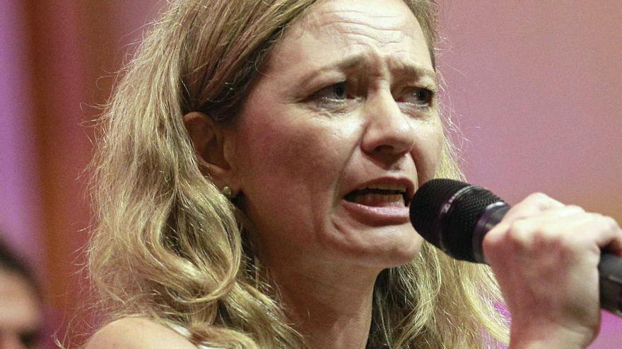 El CGPJ abre expediente a la juez Victoria Rosell