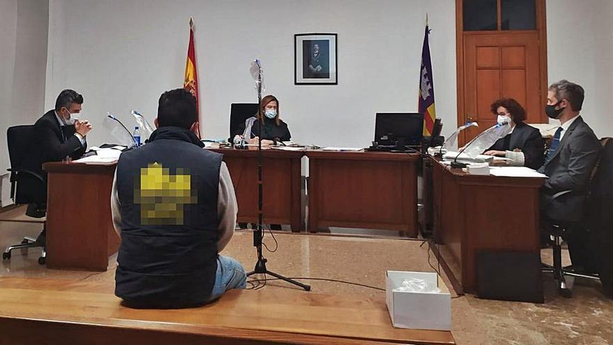 Dos años de cárcel por violar a su empleada doméstica en Palma