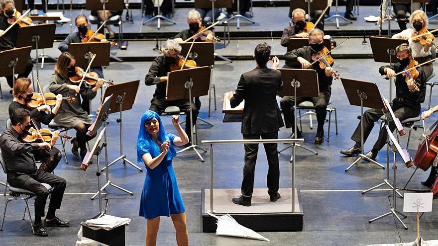 La Sinfónica de Tenerife ofrece un concierto diseñado para acudir en familia