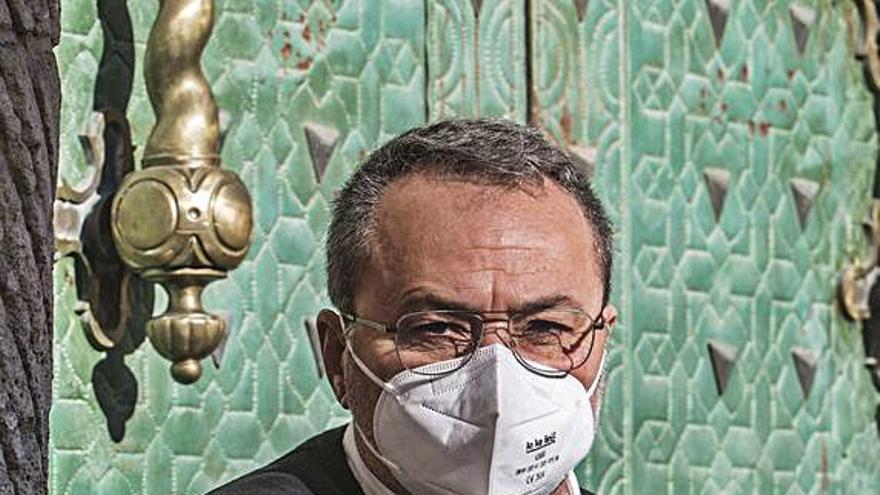 Francesc Sanguino: «Ante la actitud habitual de Barcala en el gobierno, Cs tiene que plantarse»