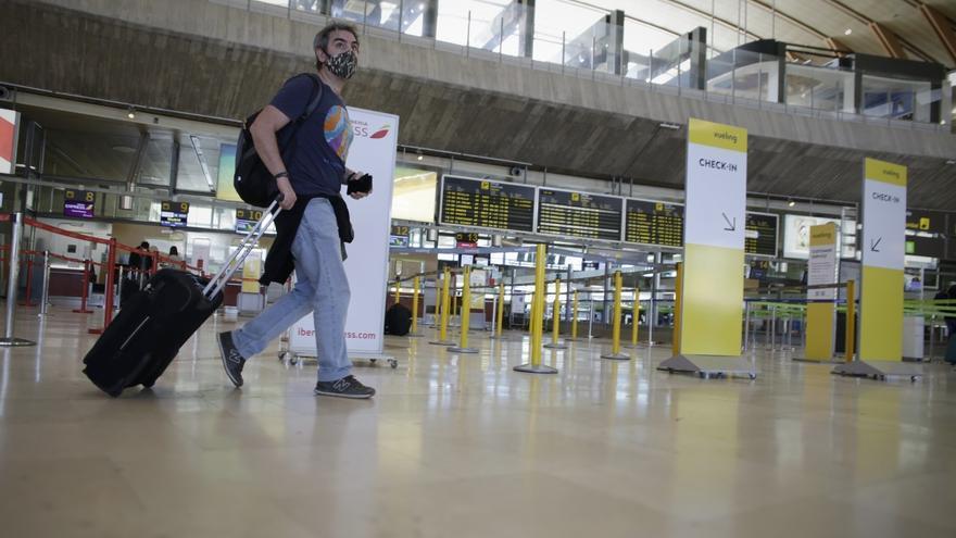 Los Rodeos, entre los aeropuertos con máxima puntuación anti-Covid