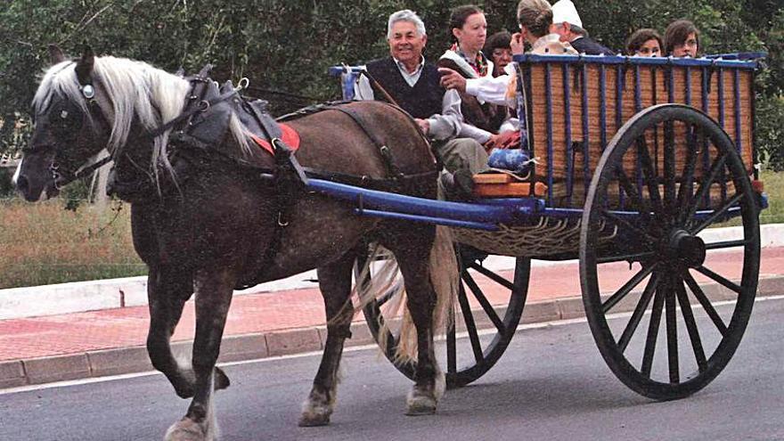 Carros i carreters d'Eivissa