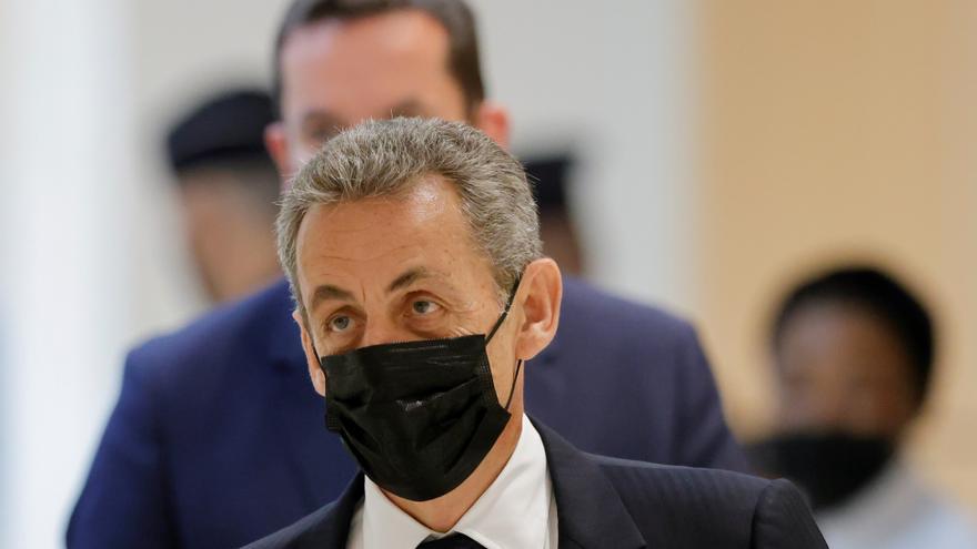 Sarkozy niega ante la Justicia haber gestionado su campaña de 2012