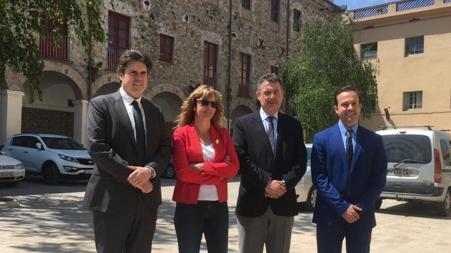 El Museu del Circ de Besalú està pressupostat en cinc milions d'euros