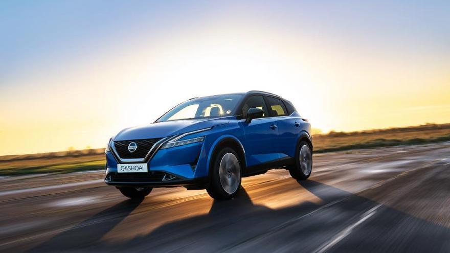 Conoce el nuevo Qashqai en Nissan Satra del 21 al 24 de abril