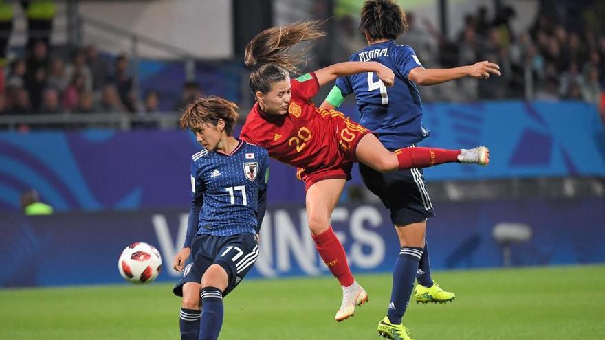 La final sub20, el partido femenino más visto