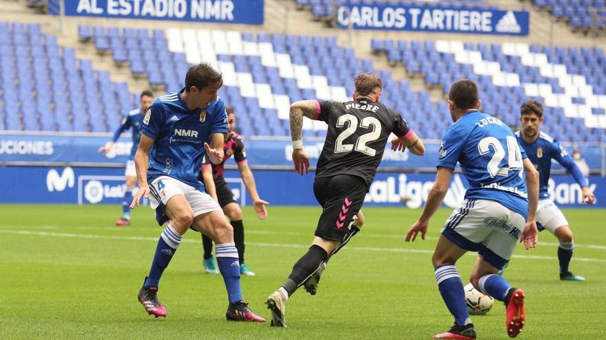 EN DIRECTO: el Oviedo gana al Sabadell