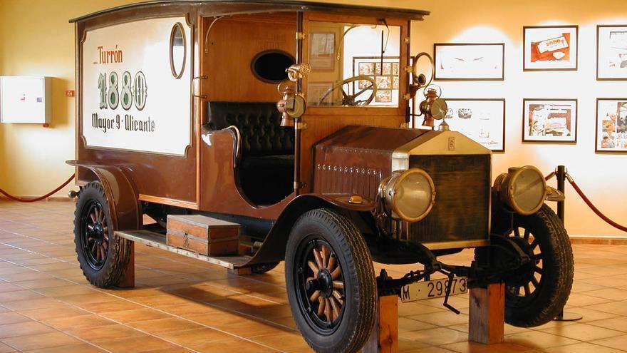 Visita gratis el Museo del Turrón en Jijona del 4 al 8 de diciembre