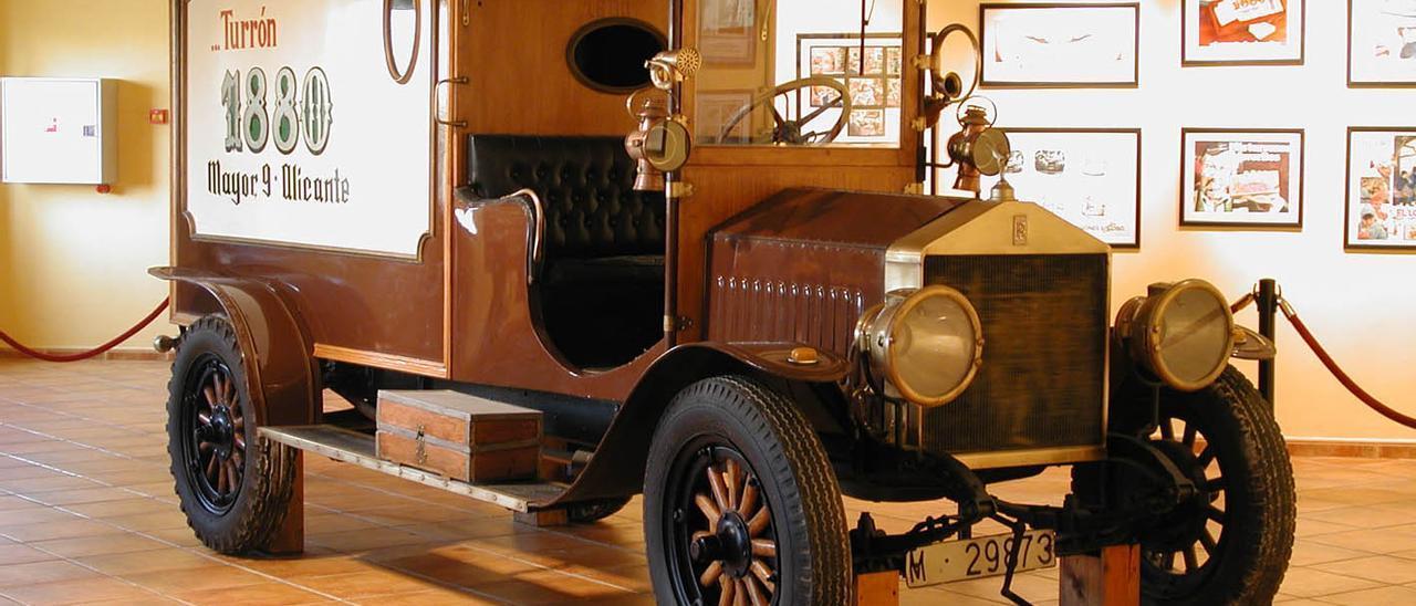Visita gratis el Museo del Turrón en Jijona