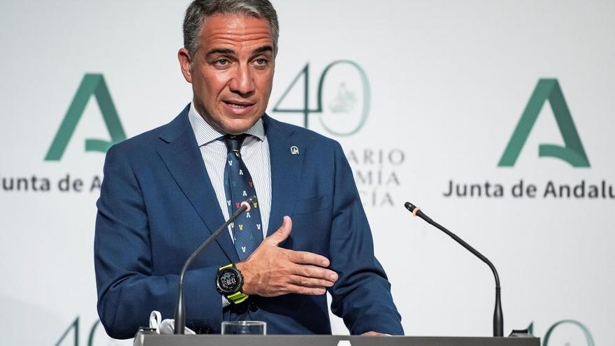 """La Junta asegura que Málaga está en una situación de """"contención"""" del virus"""