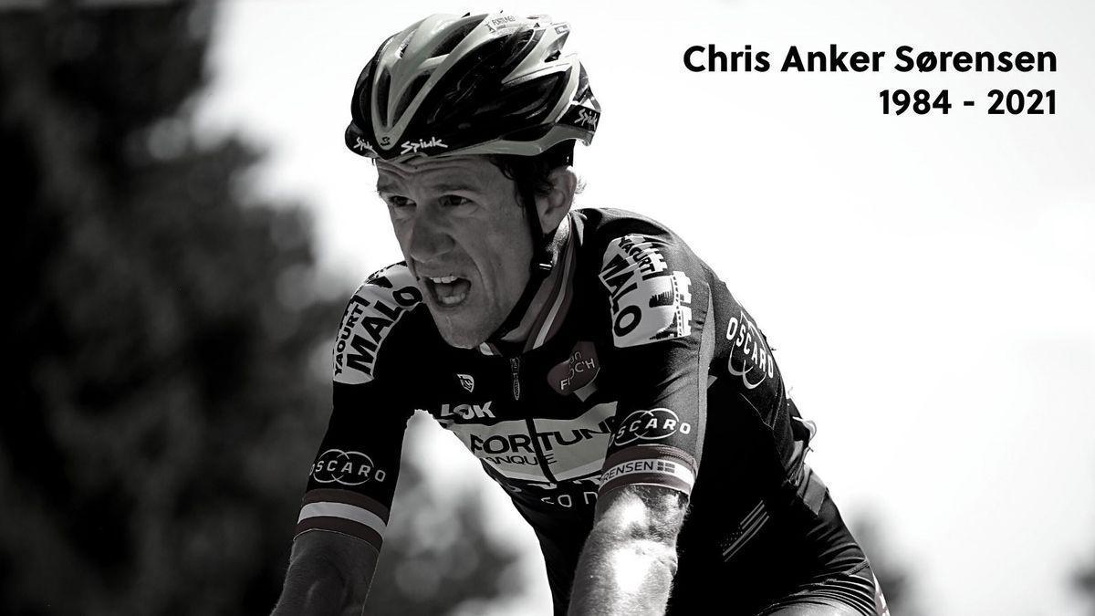 Chris Anker Sorensen.