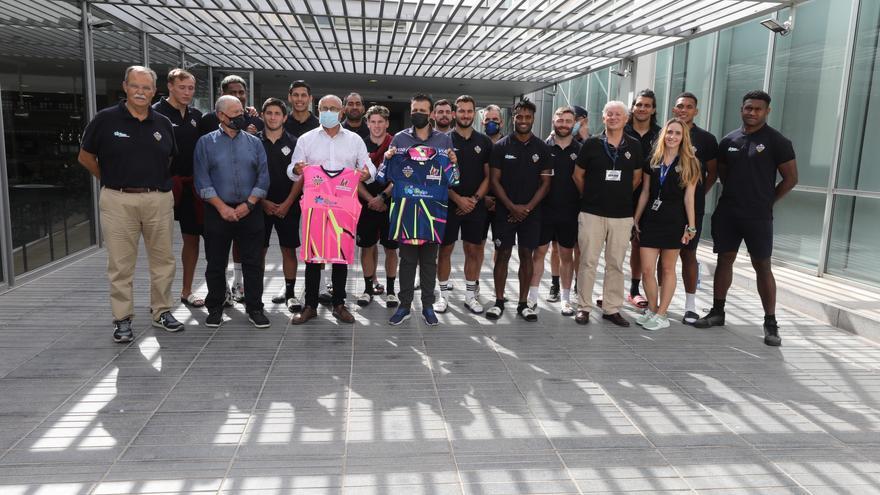 Elche acoge este fin de semana el VI Torneo Internacional de Rugby 7