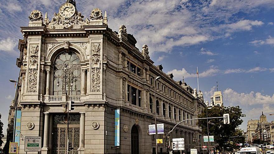 El Banc d'Espanya preveu que el PIB pugi un 6,3%