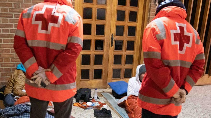 Cruz Roja Castellón tiene listo su dispositivo para acoger los refugiados afganos