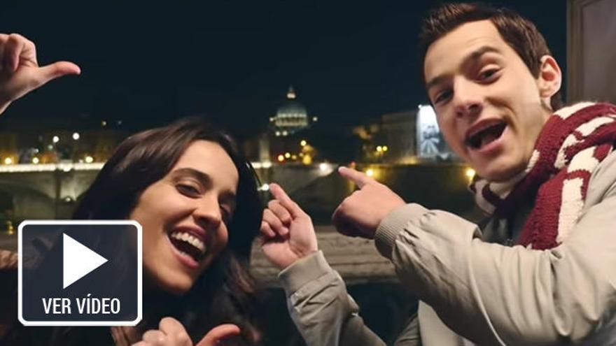Joel Bosqued y Macarena García se enamoran en 'Que baje Dios y lo vea'