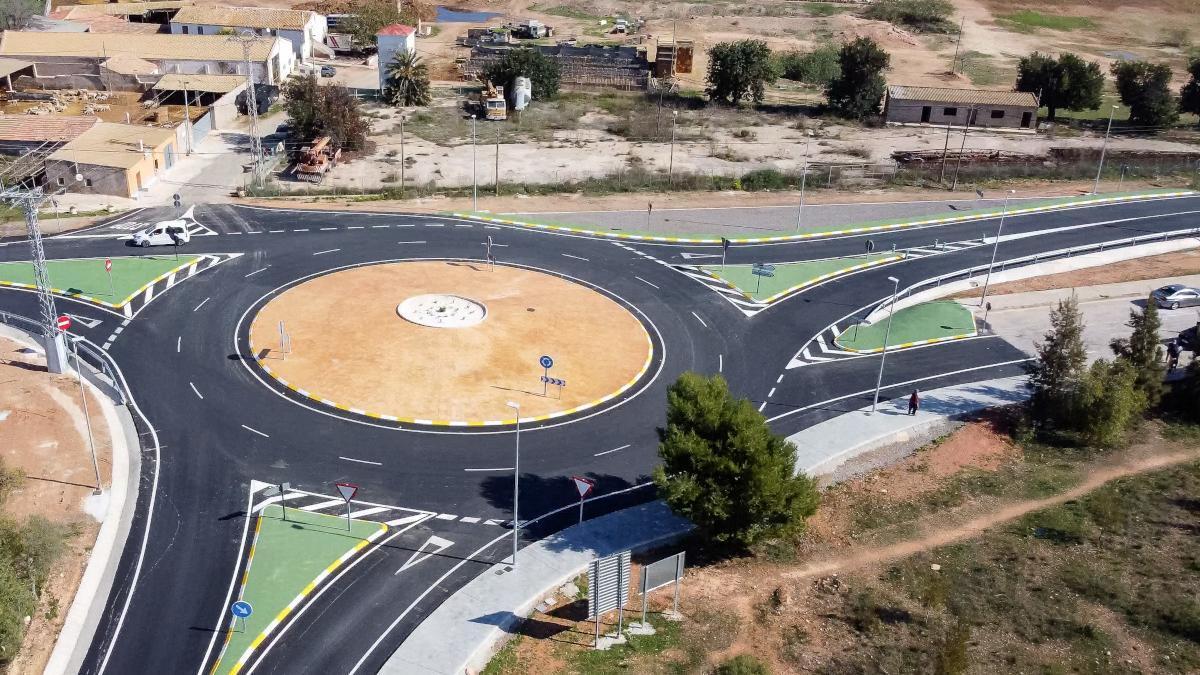 Las obras benefician a los barrios de La Vaguada, San José Obrero, Canteras, las Lomas de Canteras y Los Popos.