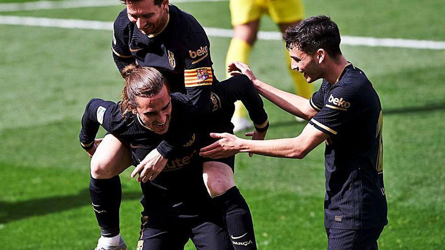 El Barcelona va en serio a por el título