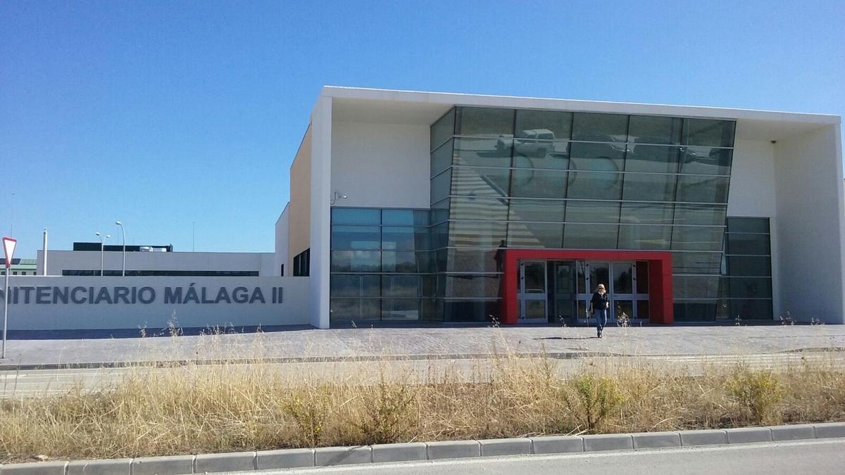 Cárcel de Archidona Málaga centro penitenciario II prisión.