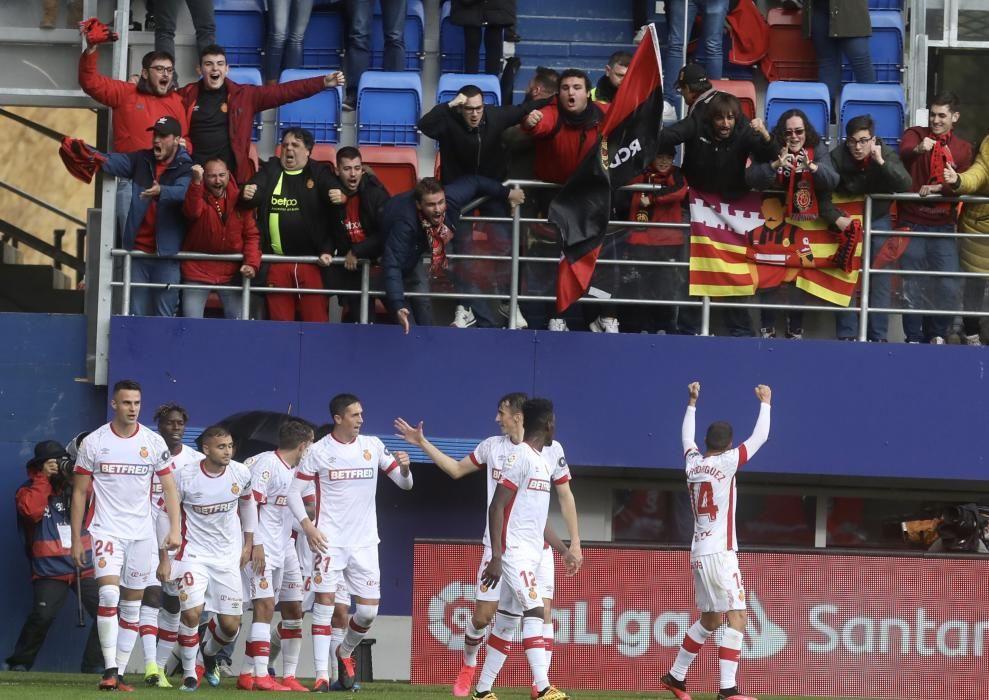 Real Mallorca gegen Eibar