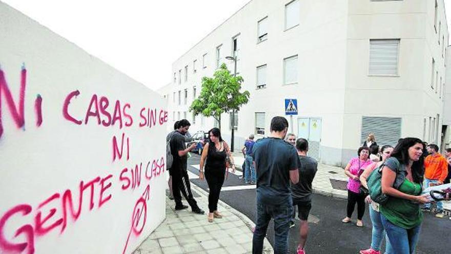 Bienestar Social pide ampliar las ayudas a las 119 viviendas del barrio de San Matías