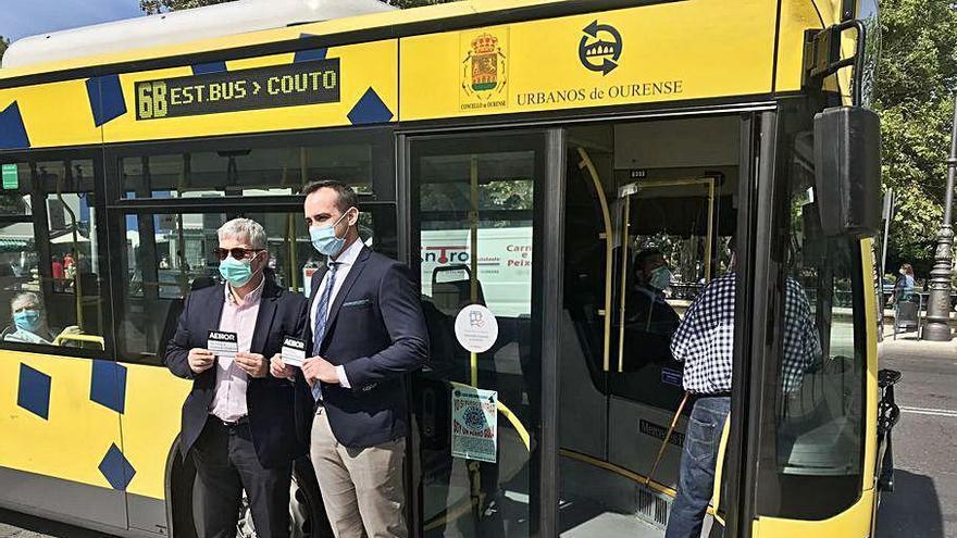 El bus urbano obtiene el aval de Aenor de protocolo frente al Covid