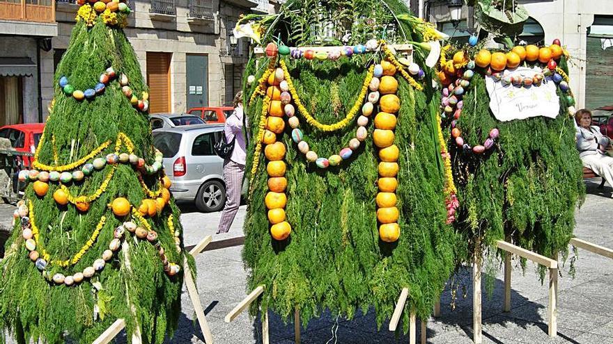 Caldas celebrará la tradicional Festa dos Maios de forma virtual