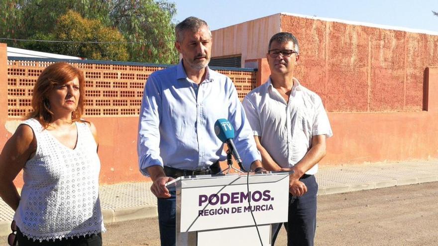 """Urralburu: """"Martínez-Cachá debería trasladar su despacho a un barracón"""""""