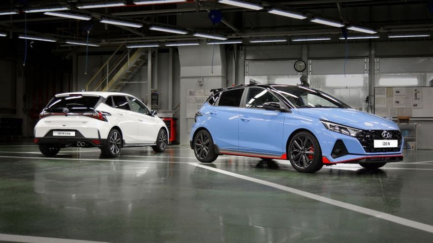 Arranca la producción de los nuevos Hyundai i20 N e i20 N Line en Turquía