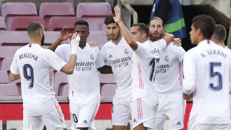 El Real Madrid, obligado a reaccionar en Europa ante el Borussia Mönchengladbach