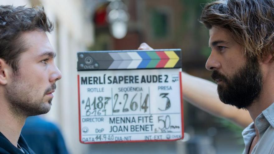 La segona temporada de «Merlí. Sapere aude», s'estrena a l'abril