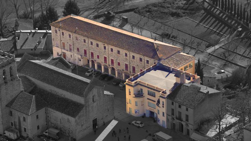 El Museu d'Arts del Circ de Circus Arts Foundation s'instal·larà a Besalú