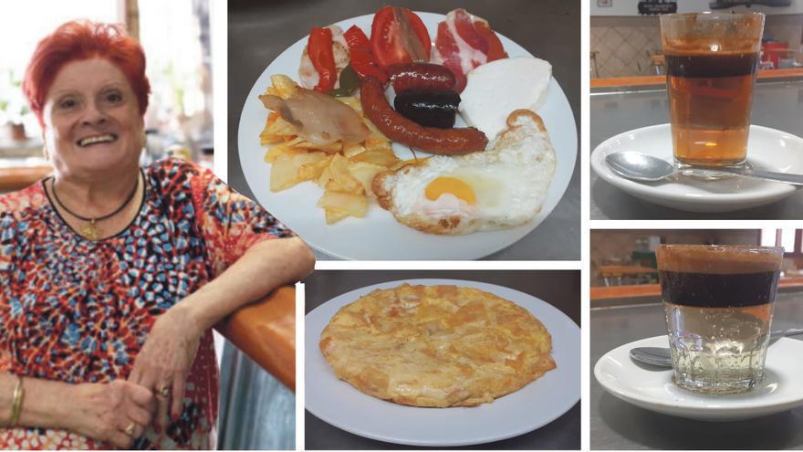 Casa Herminia y su misterioso carajillo XXL, un acierto seguro para el 'esmorzaret' en La Pobla Tornesa