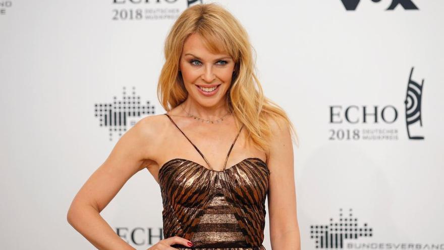 Kylie Minogue cumple 50 años