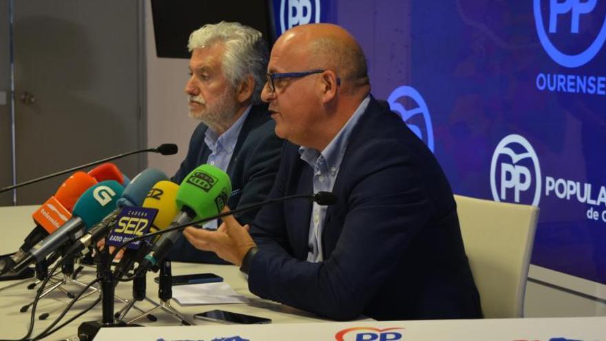 Baltar pierde la mayoría en la Diputación de Ourense, a falta de la revisión del recuento