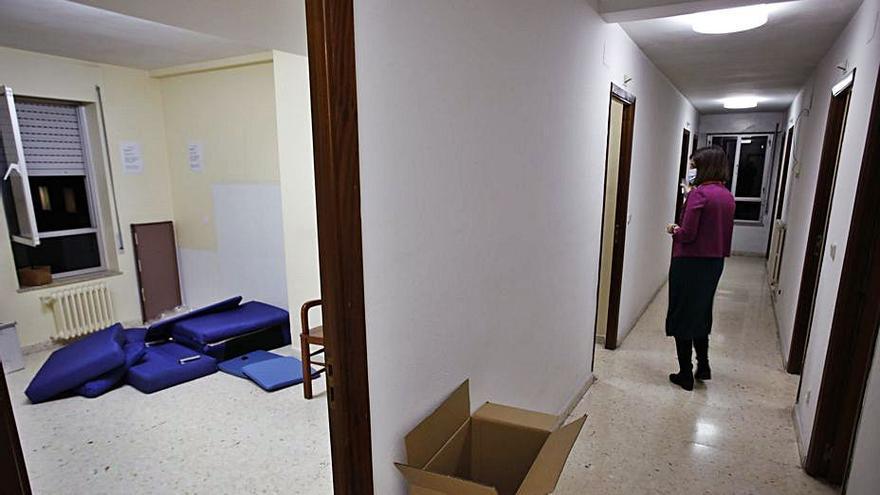 El Sanatorio Covadonga se extenderá a las antiguas estancias de las monjas dominicas