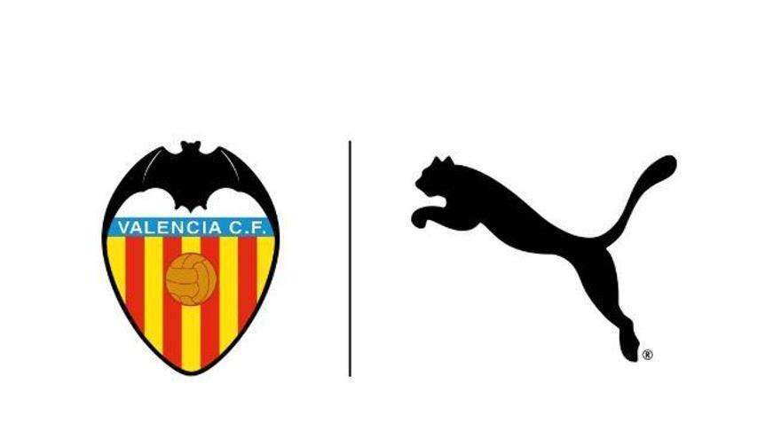 El Valencia CF cierra un acuerdo para vestir de Puma y dejará Adidas