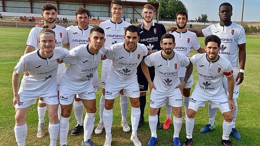 El CD Villaralbo firma las tablas con el Becerril