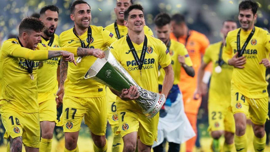 El Vila-real guanya l'Europa League i fa història de penal