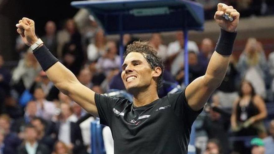 Nadal conquista su tercer US Open tras ganar a Anderson
