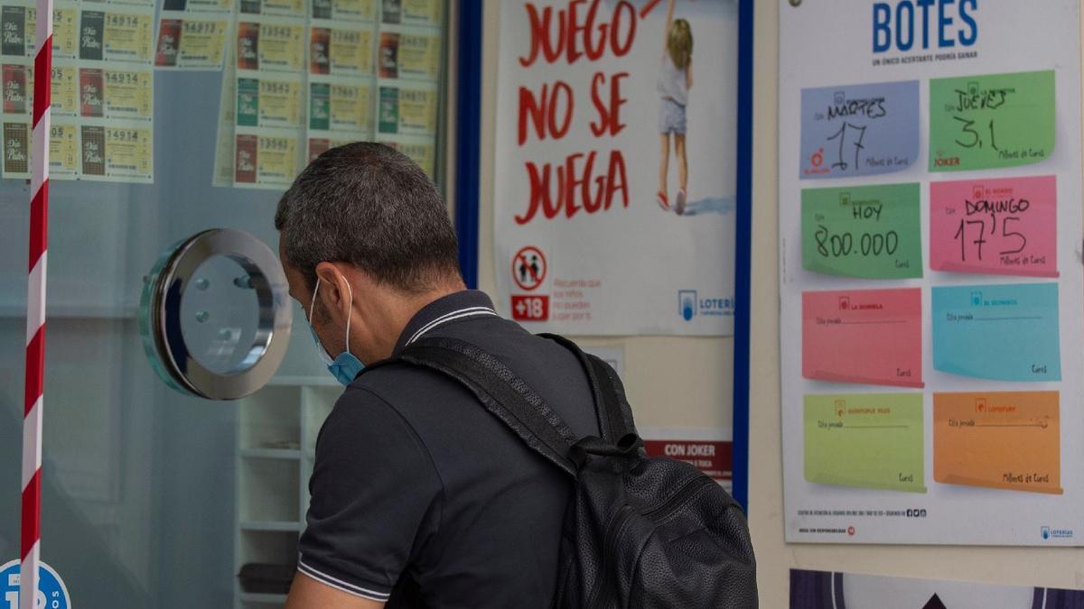 El primer premio de la Lotería cae en Valencia