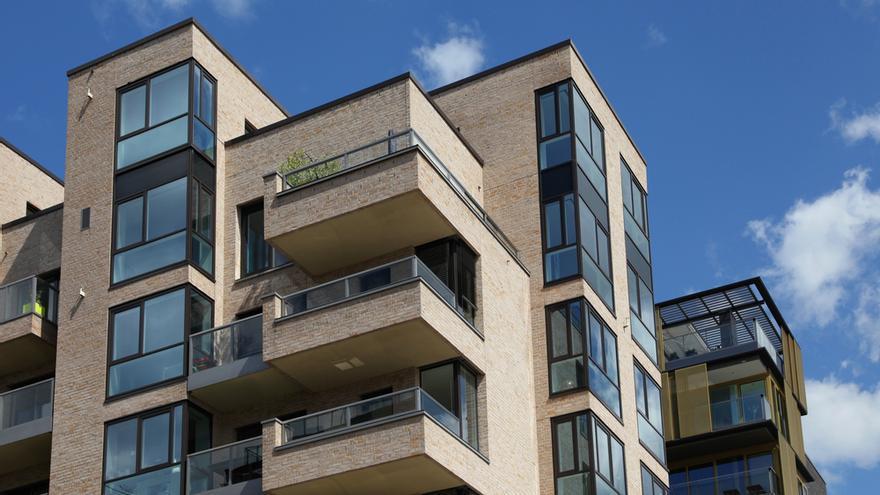 La vivienda esquiva la crisis del covid-19 y sube un 1,7% en el segundo trimestre de 2021