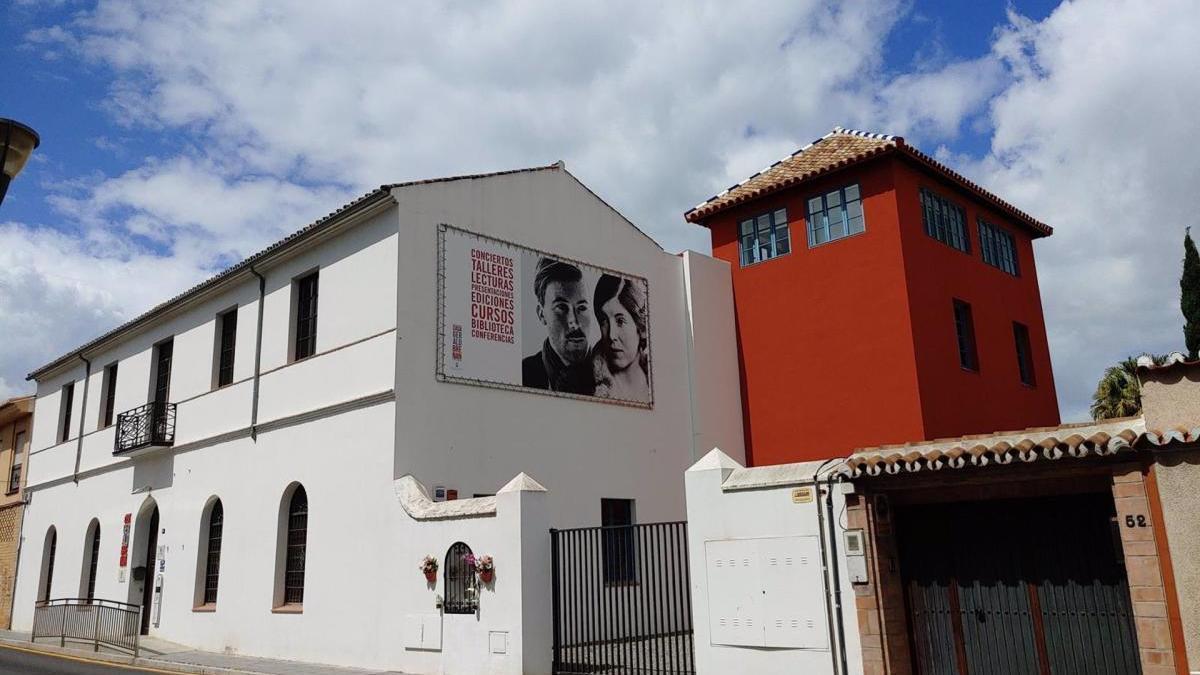 La Casa Gerald Brenan en Churriana
