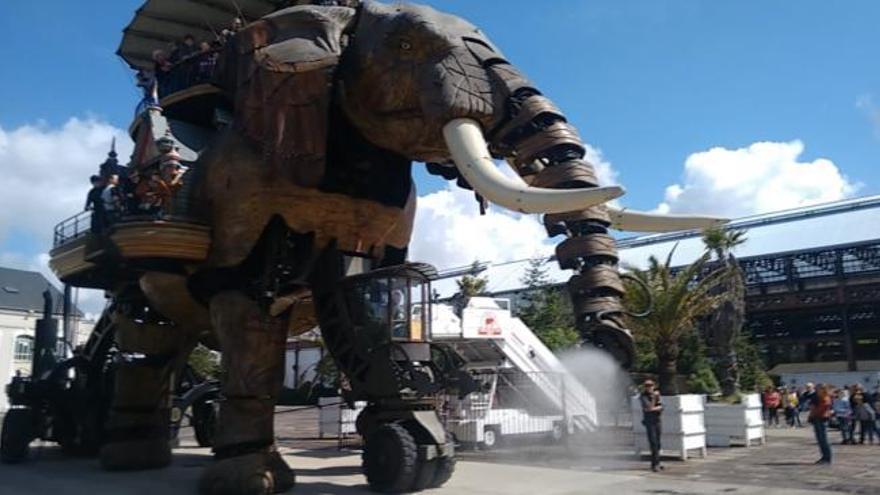 La Isla de las Máquinas de Nantes