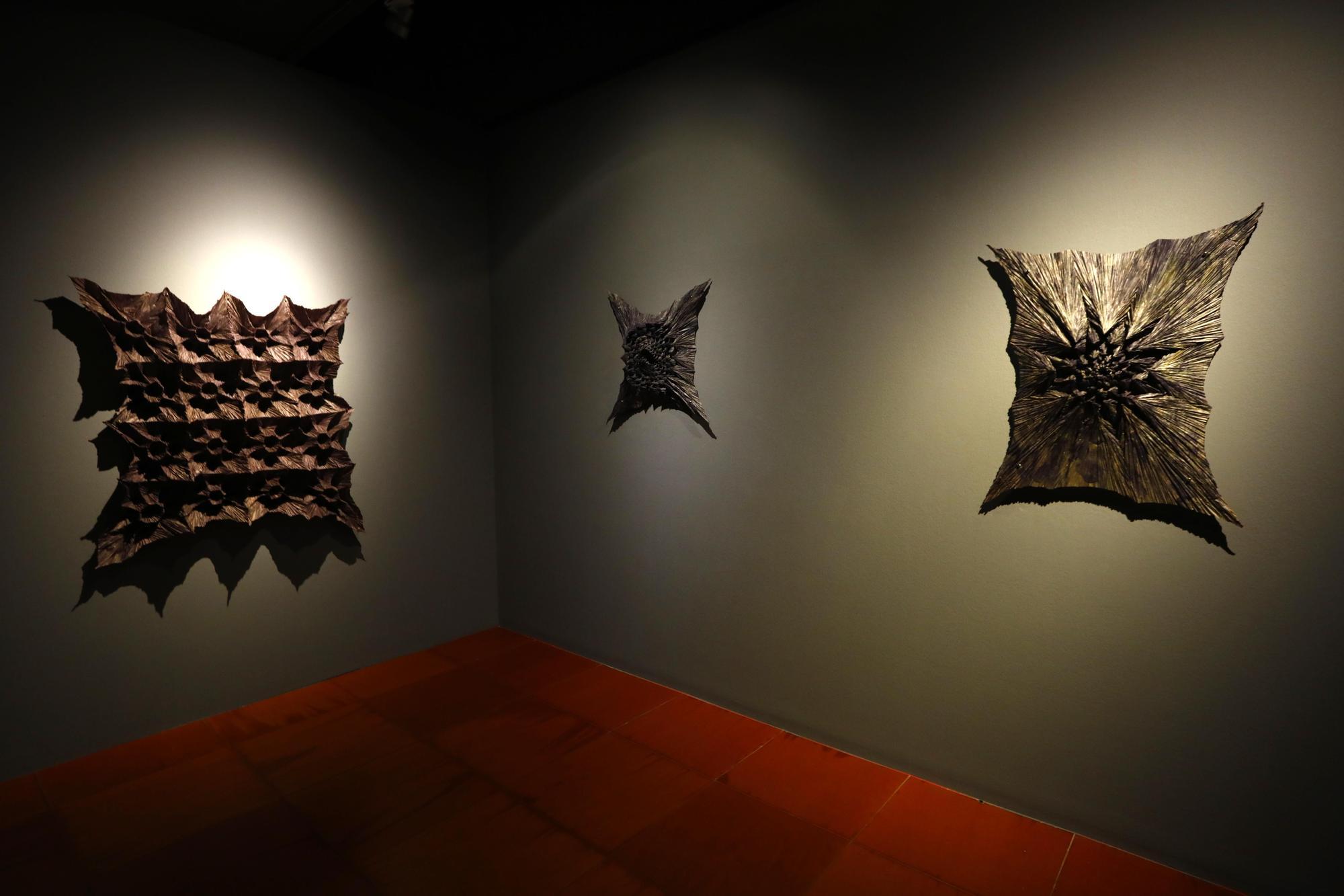 """FOTOGALERÍA   Colección de origami """"Caos. Orden y desorden"""""""