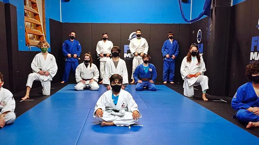 El Judo Club Base reclama igualdad de oportunidades y un calendario formal