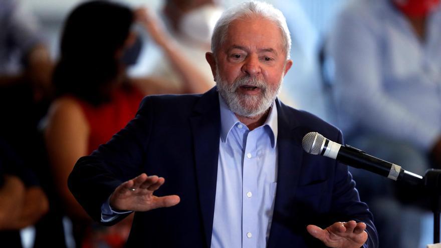 """Lula: """"Sé que fui víctima de la mayor mentira jurídica en 500 años"""""""