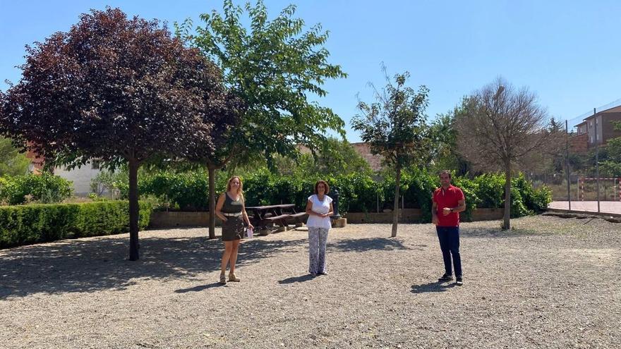 El Ayuntamiento de Teruel construirá un polideportivo en Villaspesa