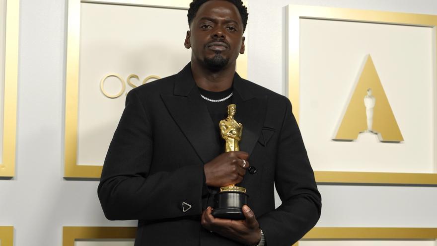 Daniel Kaluuya, Oscar a mejor actor de reparto por 'Judas y el mesías negro'