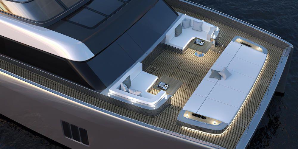 Así es el nuevo catamarán de Rafa Nadal valorado en 5 millones de euros