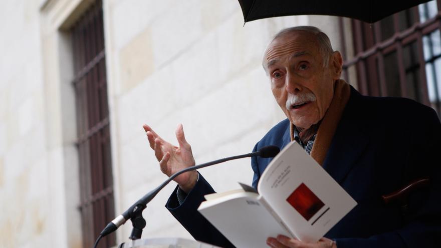 Fallece el poeta zamorano Jesús Hilario Tundidor